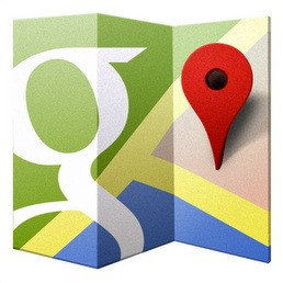 Google Map(opened with new window)